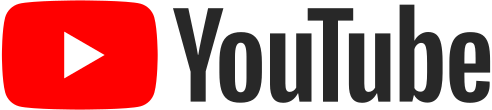 Logo YouTube;